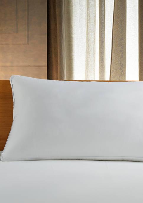 Serta 300 Thread Count White Down Fiber Pillow