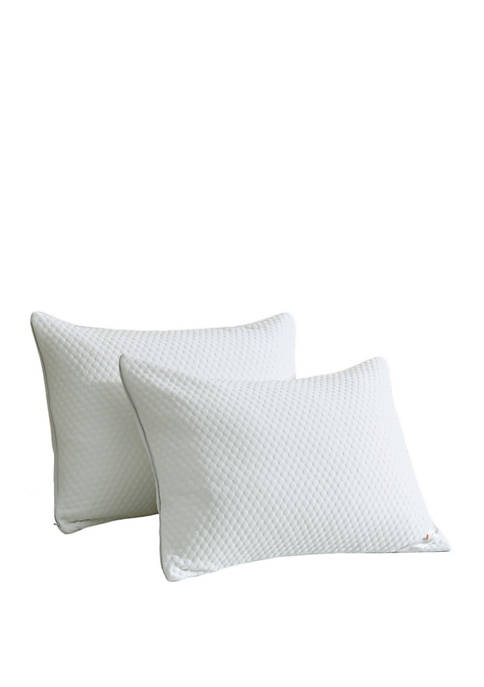 Cool Knit with Balance Fill Pillow, Standard Extra Firm Fill