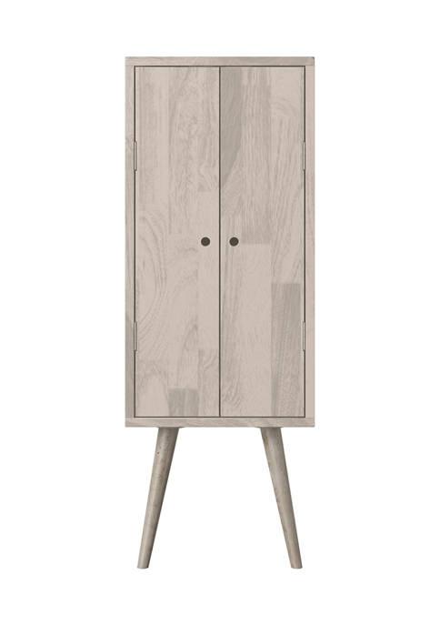Handy Living Shorewood Mid Century Modern Vertical Wood
