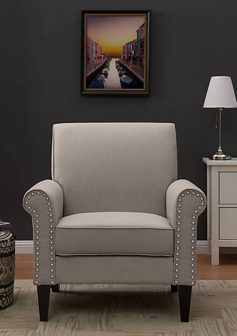 Handy Living Jean Armchair Woven