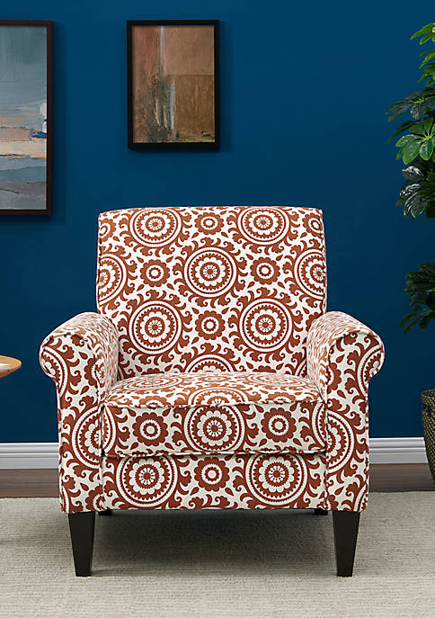 Handy Living Jean Armchair Medallion