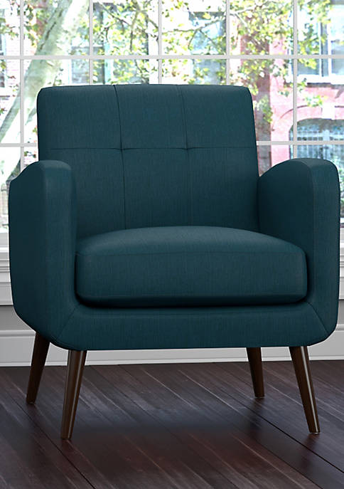 Handy Living Kingston Chair in Linen