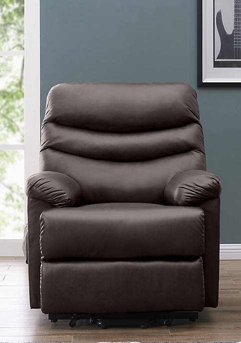 ProLounger Power Recline and Lift Chair Renu Leather