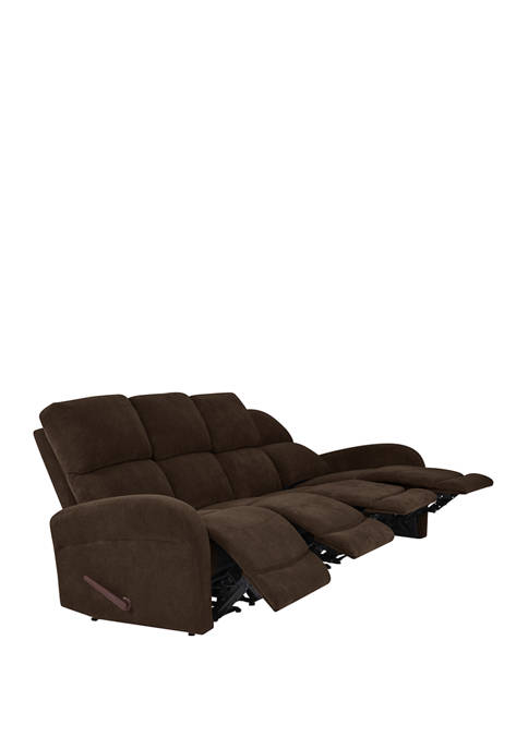 ProLounger 4 Seat Wall Hugger Recliner Sofa in