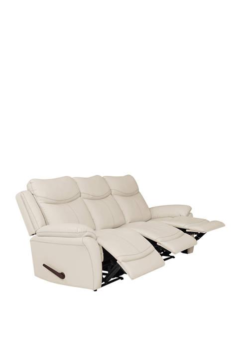 ProLounger 3 Seat Wall Hugger Recliner Sofa in
