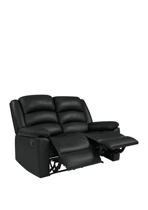 ProLounger 2 Seat Pillow Top Arm Wall Hugger