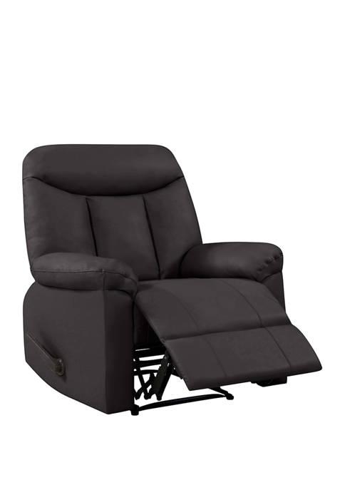 ProLounger Wall Hugger Recliner Chair in Polyurethane