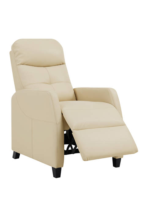 ProLounger Push Back Recliner Chair in Polyurethane