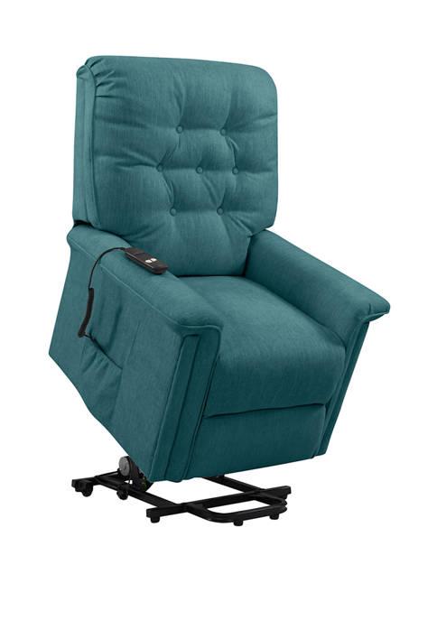 ProLounger Power Recline & Lift Chair in Herringbone