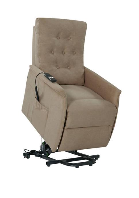 ProLounger Power Recline & Lift Chair in Plush