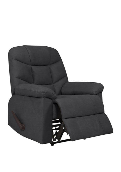 ProLounger Wall Hugger Recliner Chair in Plush Low-Pile