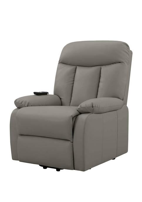 ProLounger Power Lift Reclining Chair in Polyurethane