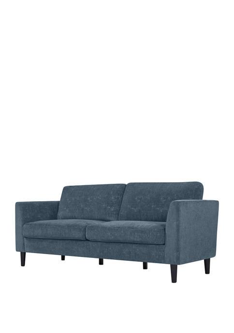 Handy Living Otis Flared Arm Sofa with USB