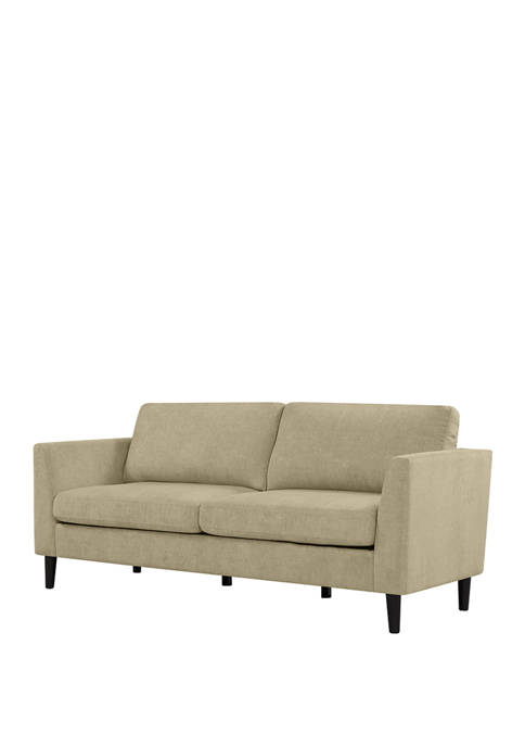 Handy Living Otis Flared Arm Sofa with USB
