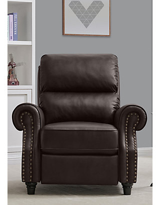 Awesome Prolounger Push Back Recliner Machost Co Dining Chair Design Ideas Machostcouk