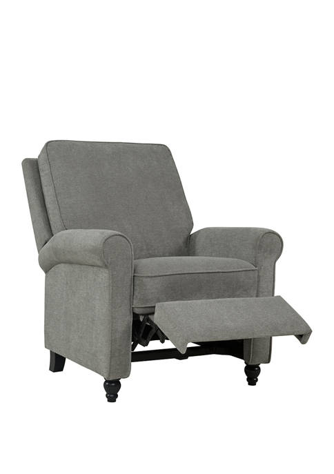 ProLounger Push Back Recliner Chair in Warm Gray