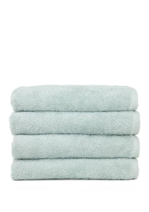 Linum Home Textiles Set of 4 Turkish Cotton