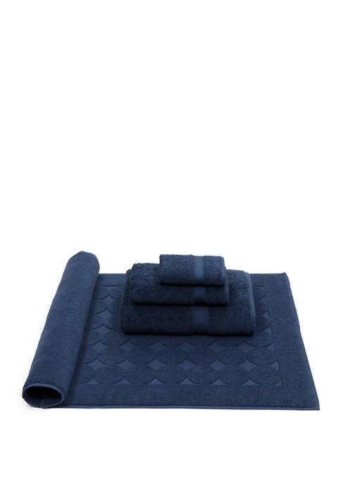 Linum Home Textiles 4 Piece Turkish Cotton Sinemis