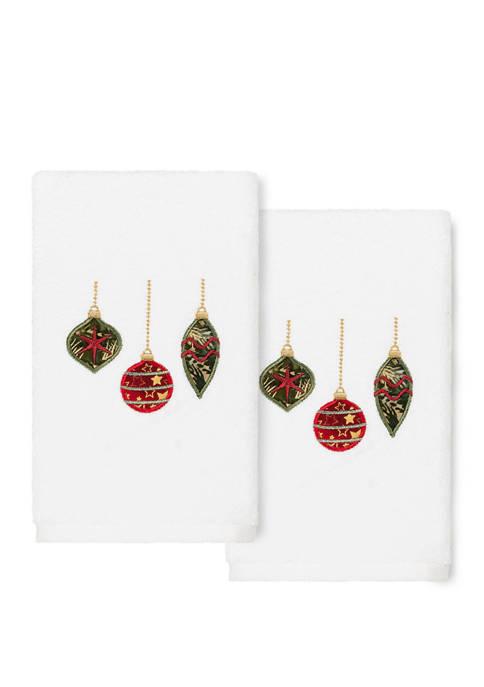 Linum Home Textiles Christmas Ornaments