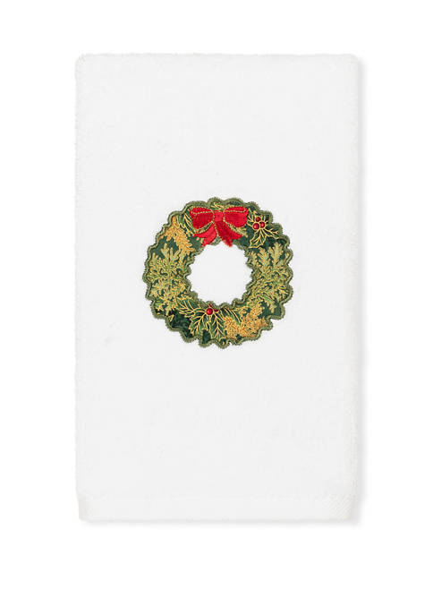 Linum Home Textiles Textiles Christmas Hand Towel