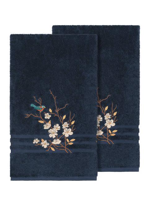 Linum Home Textiles Spring Time Set of 2