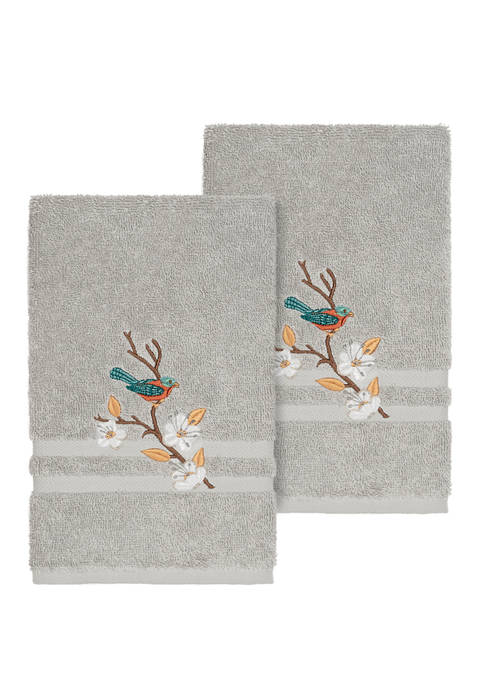 Linum Home Textiles Spring Time Set of 2