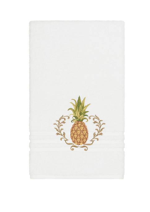 Welcome Embellished Bath Towel