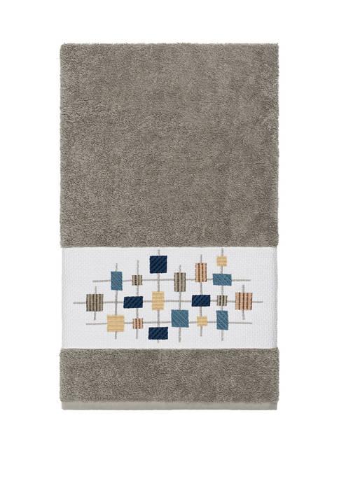 Linum Home Textiles Khloe Embellished Bath Towel