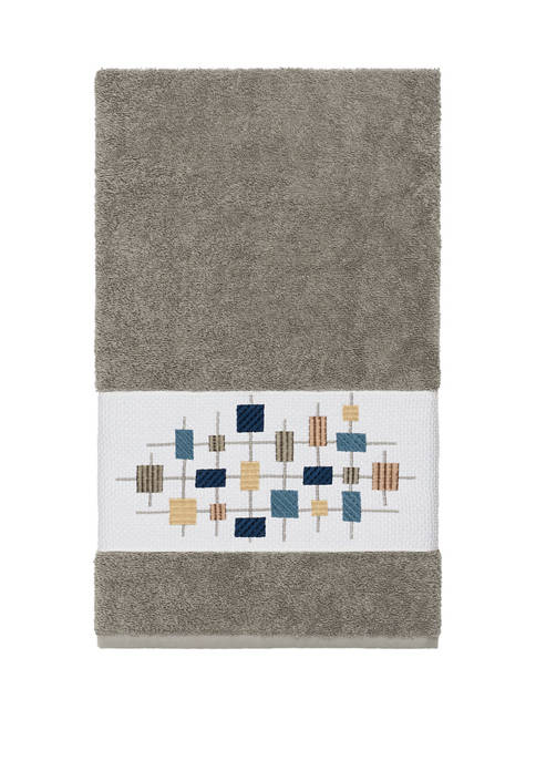 Khloe Embellished Bath Towel