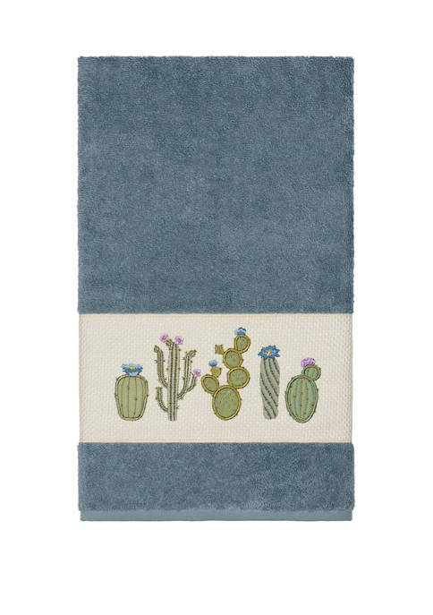 Mila Embellished Bath Towel