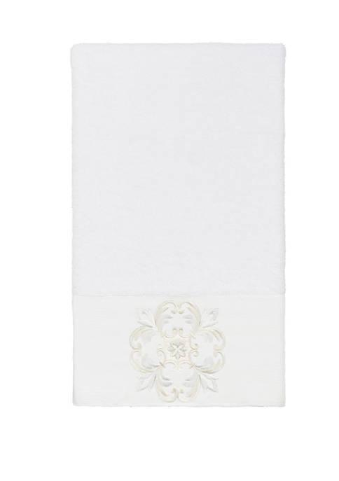 Alyssa Embellished Bath Towel