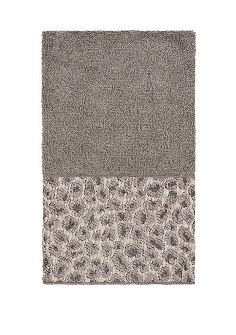 Spots Embellished Hand Towel