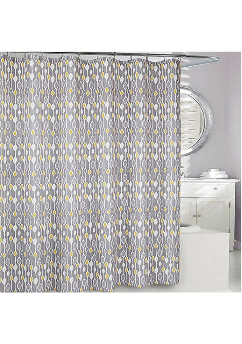 Graystone Fabric Shower Curtain