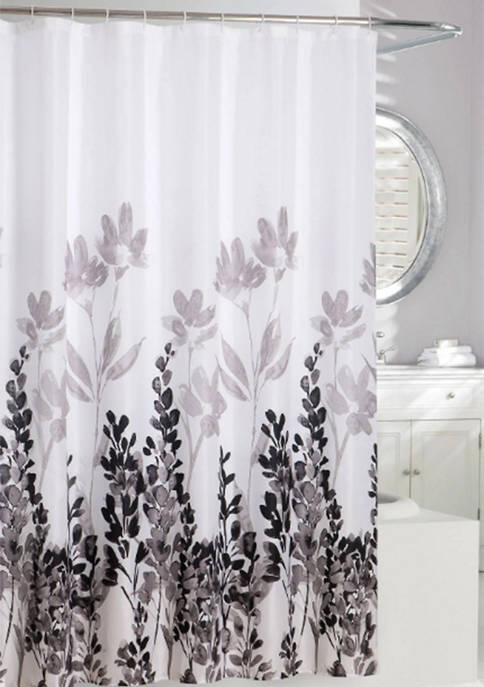 Wind Dance Fabric Shower Curtain