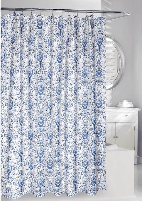 Ancathus Fabric Shower Curtain