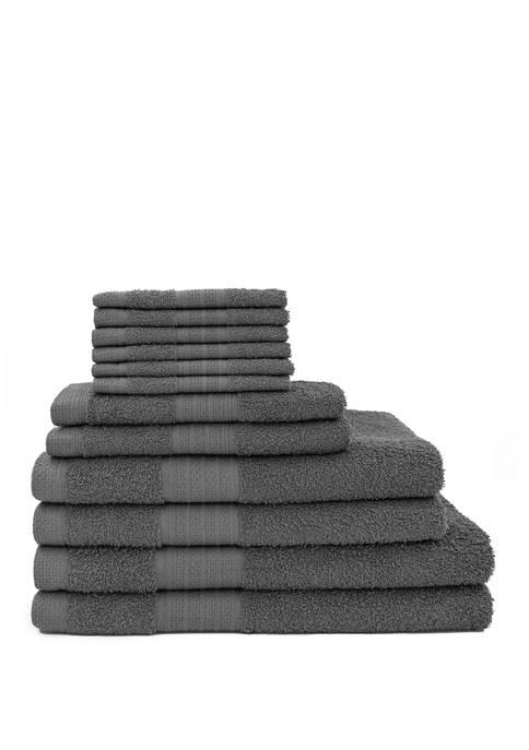 Bellados 12 Piece Towel Set