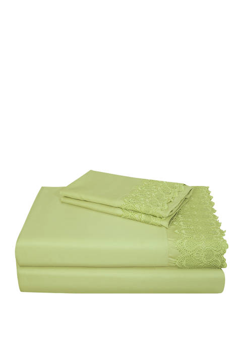 RENAURAA 1400 Thread Smart Count Cotton Rich 4