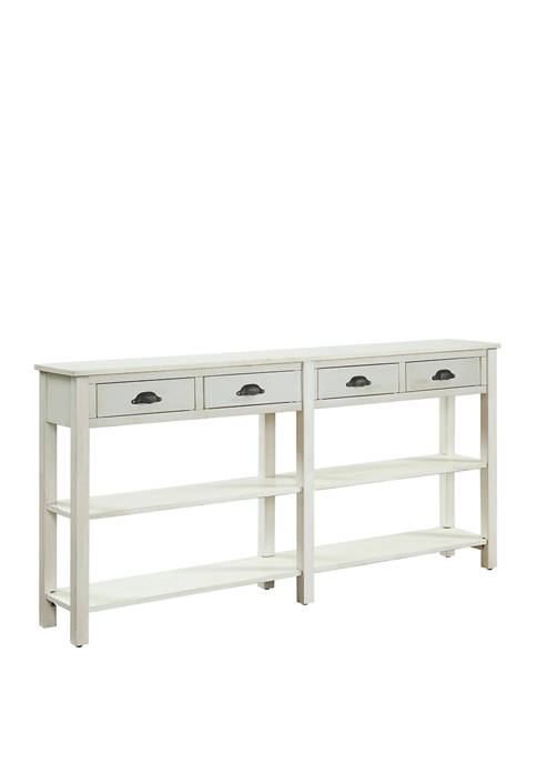 Powell Company Belsey Cream Console