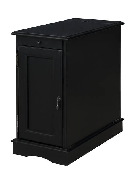 Powell Company Lincoln Black Accent Table