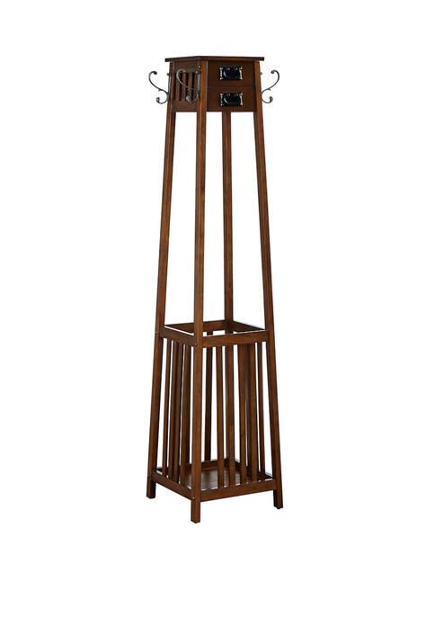 Powell Company Payne Coat Rack