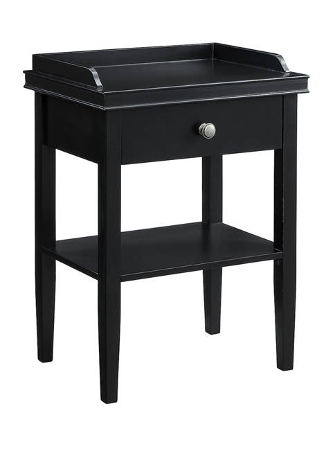 Powell Company Ludlow Table in Black