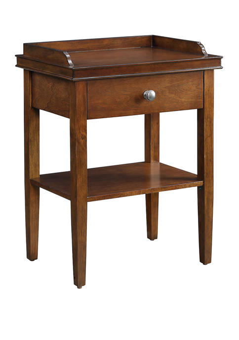 Powell Company Ludlow Table Brown