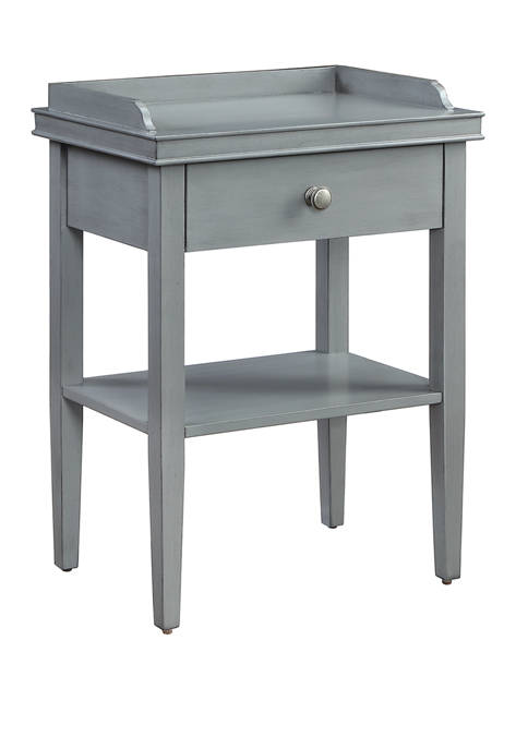 Powell Company Ludlow Table in Gray