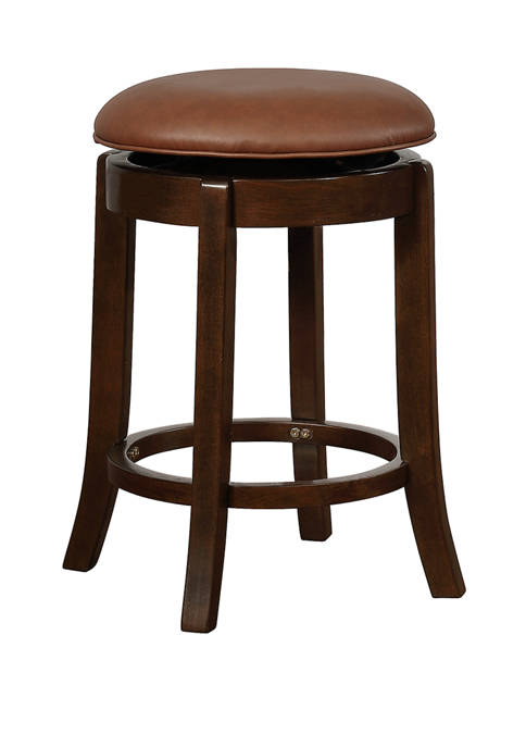 Frankie Counter Stool - Brown