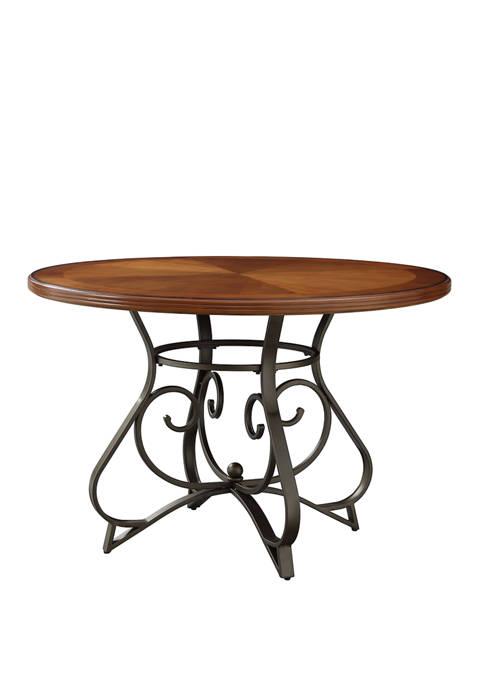 Powell Company Elyse Dining Table