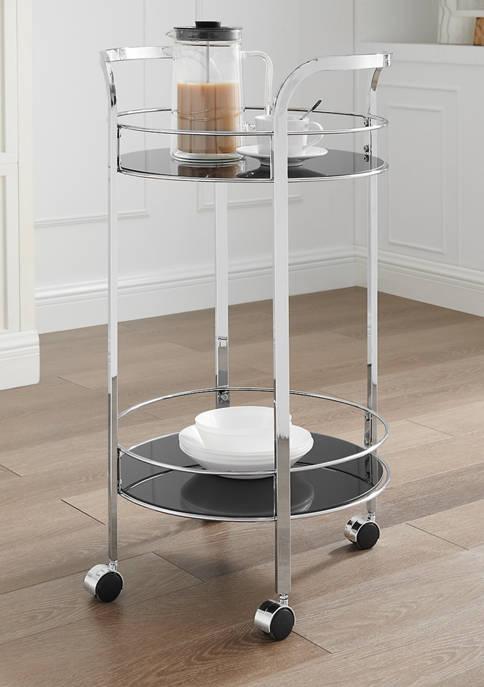 Arthur Chrome Cart
