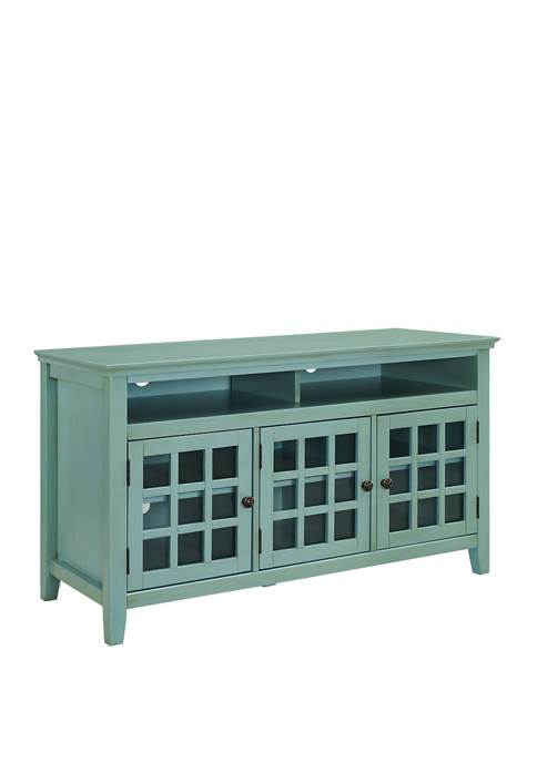Linon Home Décor Products Pruitt Media Cabinet