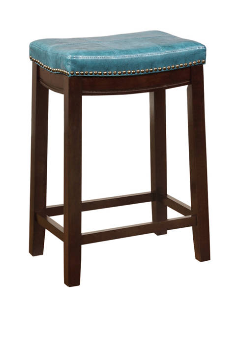 Linon Home Décor Products Dallas Counter Stool