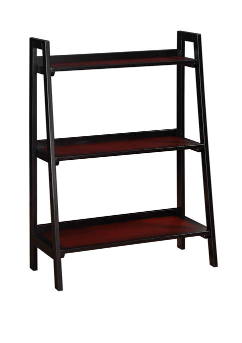 Linon Home Décor Products Reid Three Shelf Bookcase