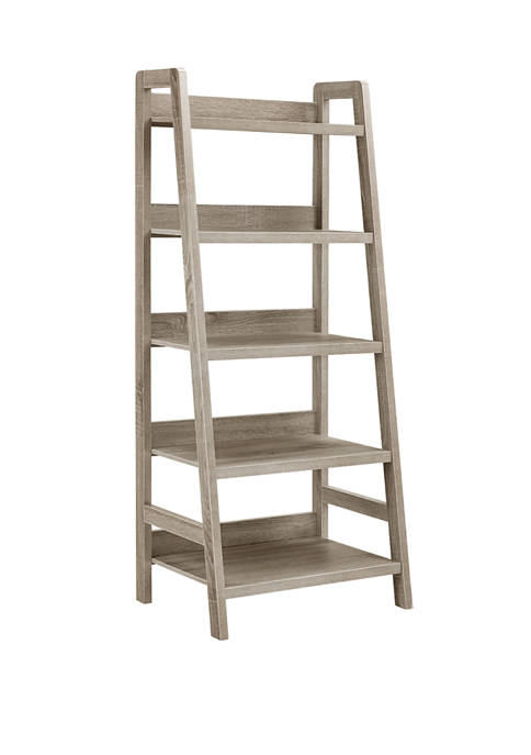 Linon Home Décor Products Tinsley Ladder Bookcase